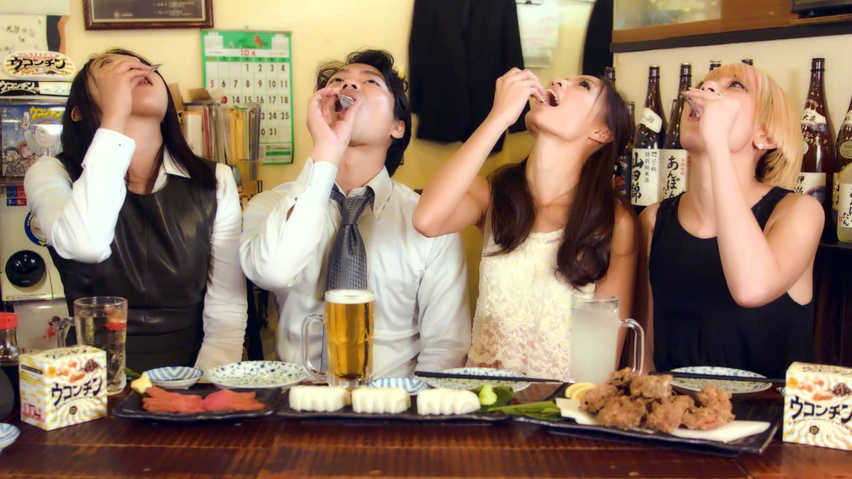 ◆YouTube動画制作【新宿の居酒屋ロケにて】